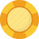 entertainment, fun, gambling, holiday, party, tips icon