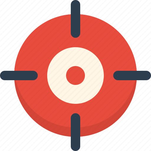 entertainment, fun, holiday, party, target icon