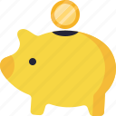business, commerce, economics, money, savings icon
