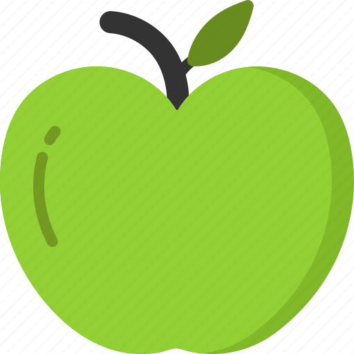 apple, cooking, food, meal, snack icon