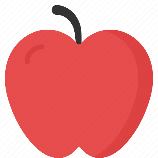 apple, cooking, food, fruit, meal, snack icon