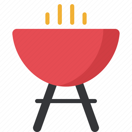 barbecue, cooking, food, grill, meal, snack icon