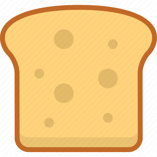bread, cooking, food, meal, snack icon