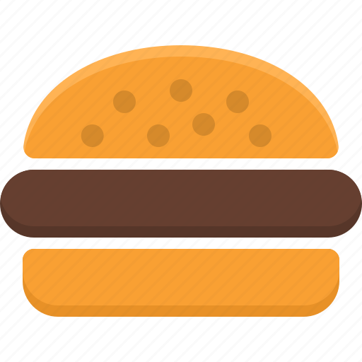 burger, cooking, food, meal, snack icon