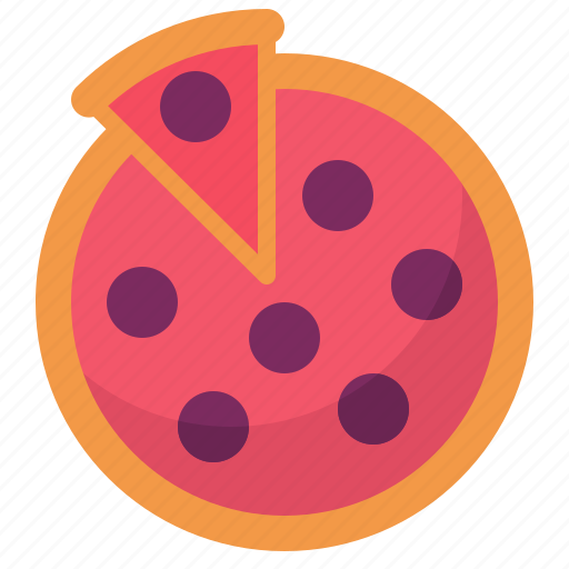 cooking, food, meal, pizza, snack icon