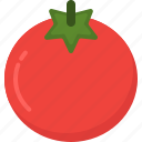 cooking, food, meal, snack, tomato icon