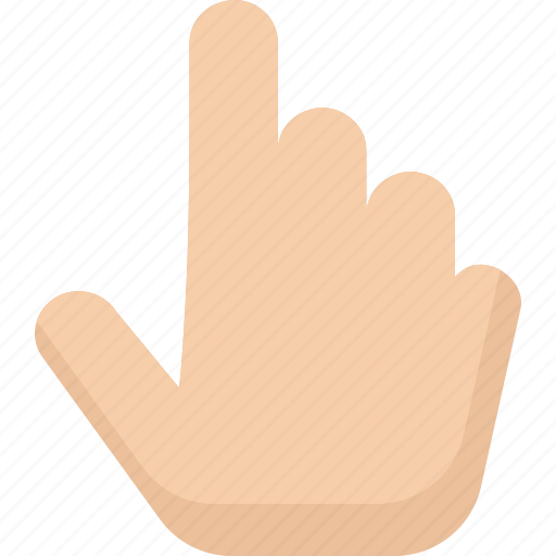 communication, design, hand, love, security, touch icon