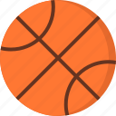 ball, basketball, clothing, furniture, gadgets, tools icon