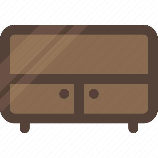 bedside, clothing, furniture, gadgets, tools icon