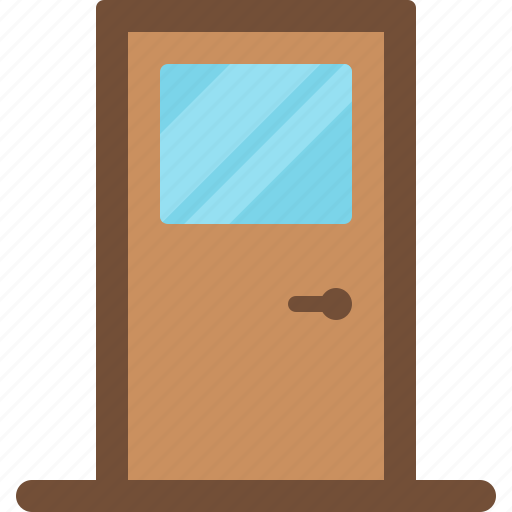 clothing, door, furniture, gadgets, tools icon