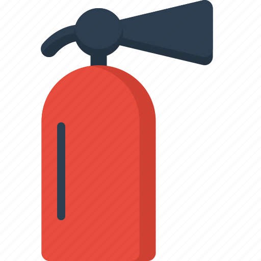 clothing, extinguisher, fire, furniture, gadgets, tools icon