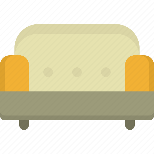 clothing, furniture, gadgets, sofa, tools icon