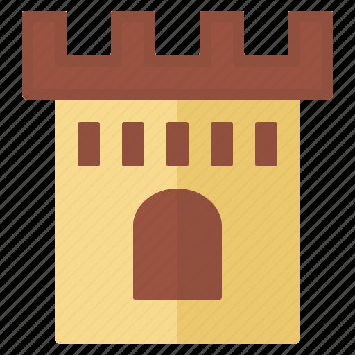 castle, tip, tour, travel, vocations icon