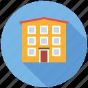 apartment, building, condominium, home, house, real estate, realty