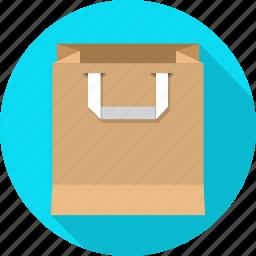 bag, paper, shop, shopping icon