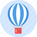 balloon, baloon, blimp, hot air balloon, zeppelin icon
