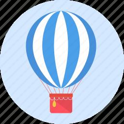 balloon, baloon, blimp, hot air balloon, zeppelin icon