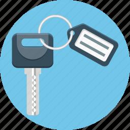 key, label, pass, tag icon