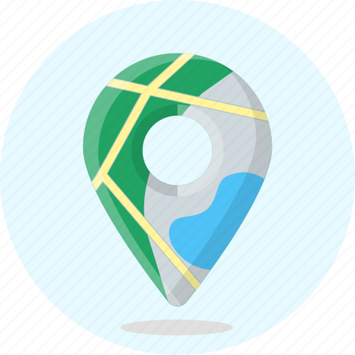 addresss, google, gps, map, marker, pin, point icon