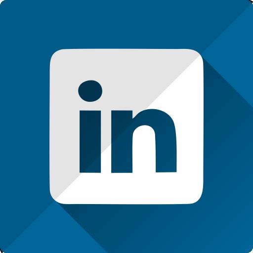 Linkedin, in, linked, logo, media, network, social icon - Free download
