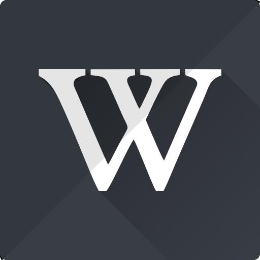 information, internet, knowledge, web, wikipedia icon