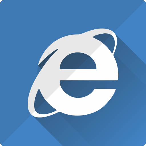 Browser, explorer, internet, microsoft, network, web, window icon - Free download