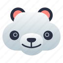 animal, bear, eco, panda