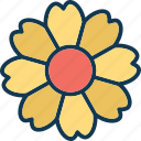 beauty, flora, flower, nature icon
