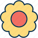 blooming, clover flower, ecology, flower icon