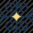 decoration, ecology, floral design, floral pattern icon