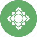 bloom, blooming, decorative, ecology icon