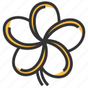 bloom, floral, flower, frangipani, plant icon