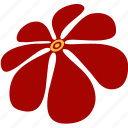 floral, flower, flowers, nature, plant icon