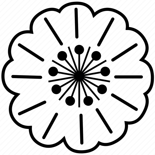 blossom, farming, flower, flowers, garden, petal, spring icon