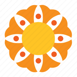 abstract, bloom, blooming, floral, flower, nature, plant icon