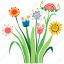 abstract, flora, floral, flower, nature, plant, sunflower icon