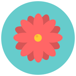 aroma, blossom, daisy, flower, flowers, nature icon