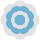 flower, hibiscus, hibiscus flower, rhododendron, rhododendron flower, rose mallow icon