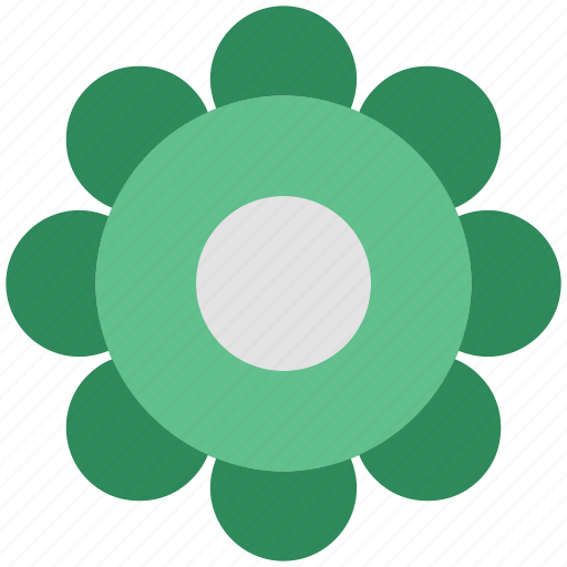 blooming, ecology, nature, origami flower, paper flower, plant icon
