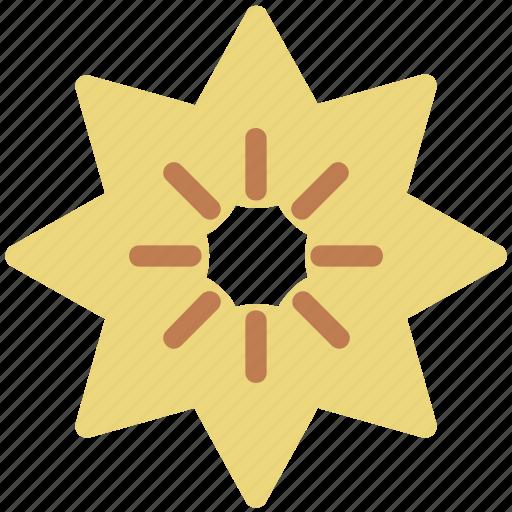 decorative, ecology, elongated petals, floral, nature icon
