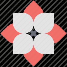 floral, flower, flower petals, flower variant, petals, plant icon