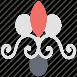 decoration, decorative, ecology, floral, vines ornamental icon