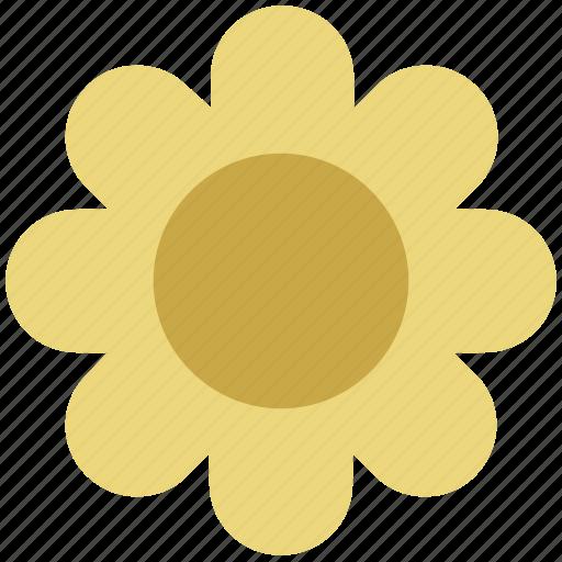 floral, flower, flower petals, flower with multiple petals, petals, plant icon
