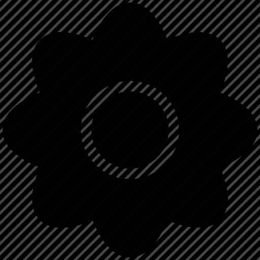 anemone flower, bloom, flower, natural, petal, seasonal, spring icon