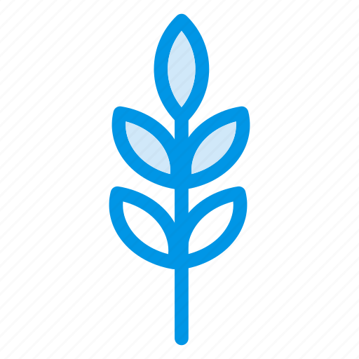 energy, garden, grain, green, leaf, nature, plant icon
