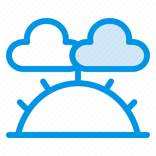 cloud, energy, nature, renewable, summer, sun, sunny icon