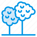 forest, garden, island, jungle, nature, plant, tree icon