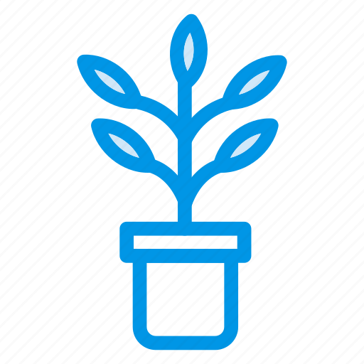 forest, garden, green, leaf, nature, plant, tree icon