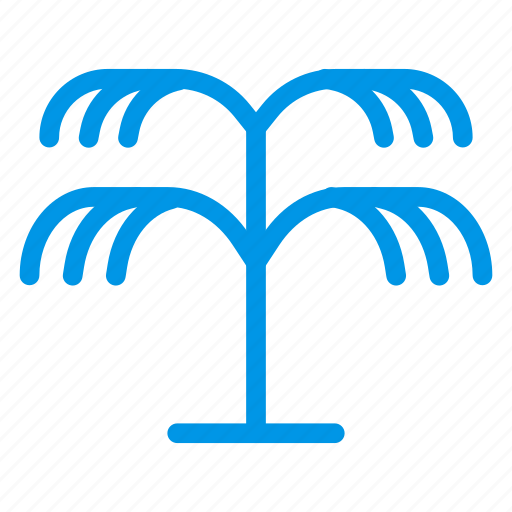 forest, garden, green, jungle, nature, park, tree icon