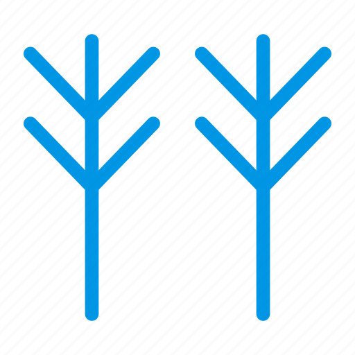 branches, forest, jungle, nature, plant, tree, wood icon